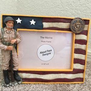 New Marine Corps Photo Frame